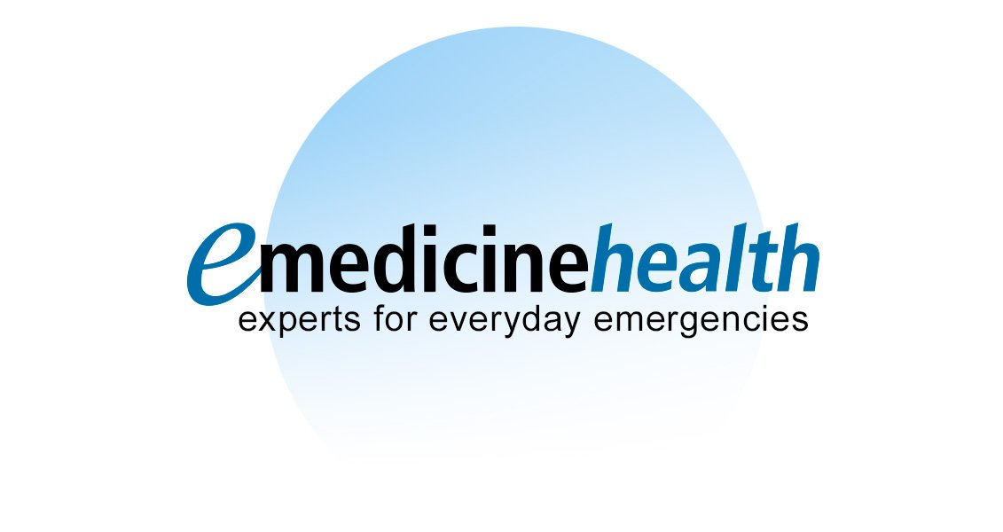 Healthwise Medical Information on eMedicineHealth
