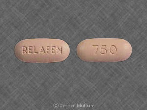 Relafen Nabumetone Drug Side Effects Interactions And
