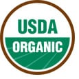 USDA Organic food seal.