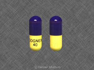 Cognex (tacrine) Drug Side Effects, Interactions, and
