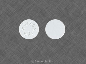 How potent is oxycodone-acetaminophen 7.5-325
