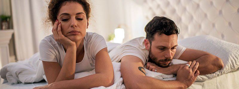 Both men and women experience a decline in testosterone levels as they age.