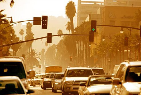 Worst Smog Cities in Pictures Air Pollution, Ozone, and Asthma Slideshow