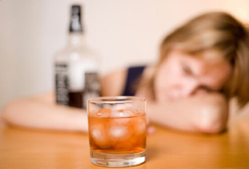 Alcohol Abuse 12 Health Risks of Chronic Heavy Drinking Slideshow