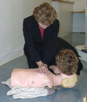 Cardiopulmonary resuscitation (CPR) can temporarily provide some oxygen to the brain.
