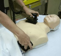 Early defibrillation is the most important link in the Chain of Survival.