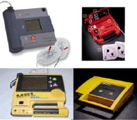 Automated external defibrillators allowed defibrillation to be performed with a minimal amount of training.