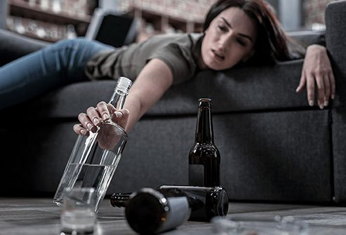 The signs and symptoms of alcohol intoxication depend upon a person's blood alcohol level.
