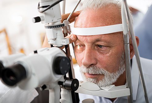 Symptoms of acute angle-closure glaucoma include headache, severe eye pain, and blurred vision.