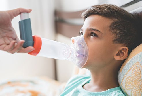 Inhalers are often the first type of medication that doctors prescribe to control asthma.