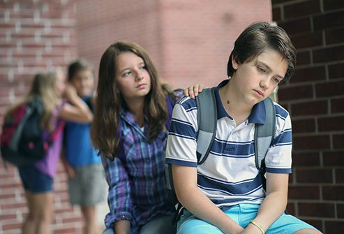 Treatment for bullying victims may include counseling and therapy to boost confidence.