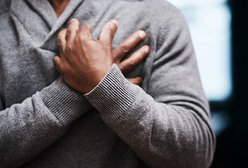 The main symptom of costochondritis will include pain in the chest wall around the breastbone (or sternum).