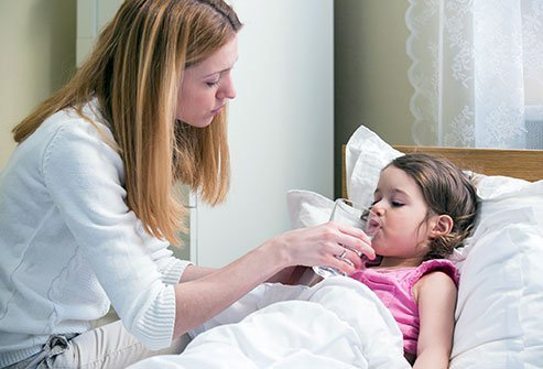 Fever, vomiting, and diarrhea are common causes of dehydration in children.