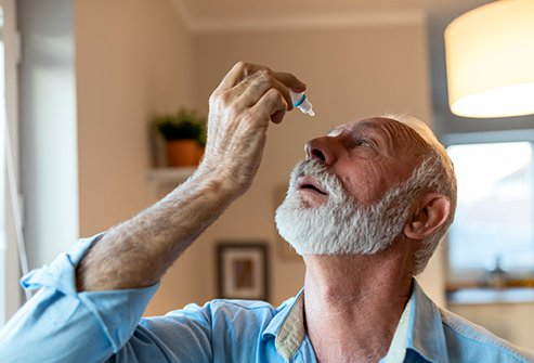 Glaucoma is an eye disease that is treated with surgery or medications. If untreated, glaucoma can cause permanent visual loss.