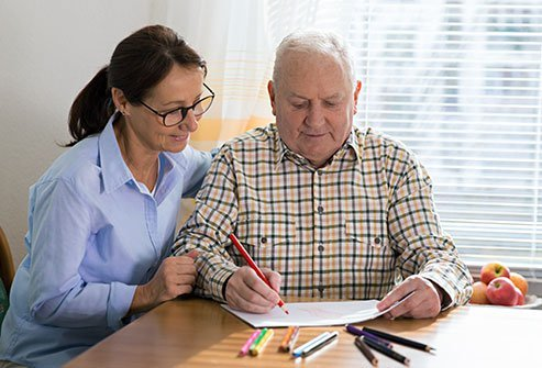 Dementia with Lewy bodies (LBD) is a type of dementia caused by the presence of Lewy bodies in the brain.