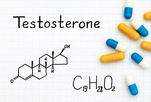 Low testosterone can cause a variety of symptoms including fatigue and sexual problems. Testosterone pills can also cause shrinking testicles, enlarged breasts, high blood pressure and high cholesterol, among other symptoms.
