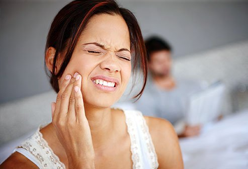 Toothaches have multiple causes.