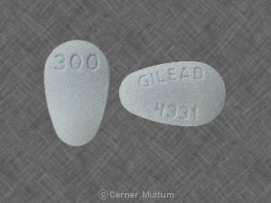 Viread Tenofovir Drug Side Effects Interactions And