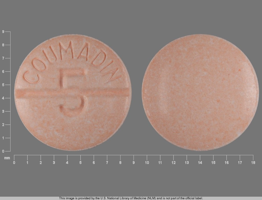Coumadin Jantoven Warfarin Oral Side Effects