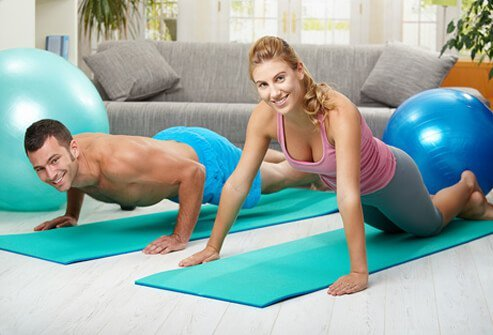 Paying for gym memberships and pricey home exercise equipment can stress your budget.