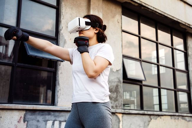 You may be more likely to stick with regular workouts if you do them virtually.