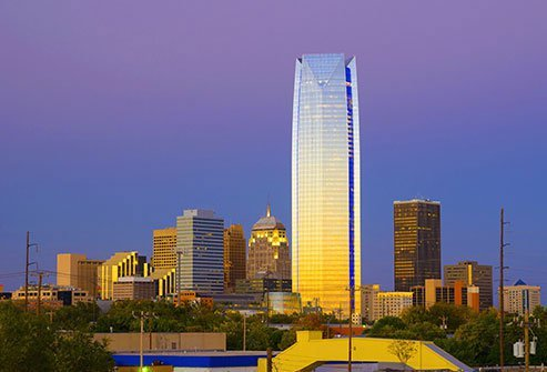 Photo of Oklahoma City, Okla.