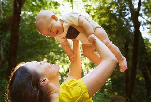Do not use DEET on babies younger than 2 months of age.