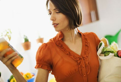 Cleaning products may contain ingredients that cause skin conditions.