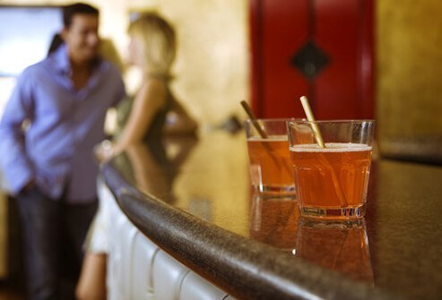 Heavy alcohol drinking can suppress the immune system, leading to a variety of infectious diseases.