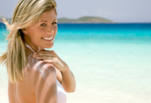 Use sunscreen diligently so you won't need treatment for sun damaged skin.