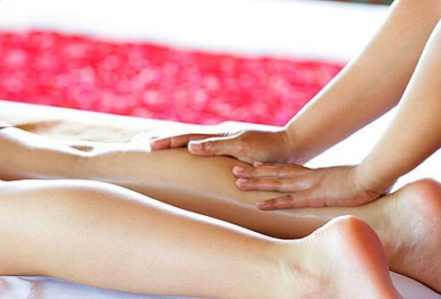 People interested in restless legs syndrome home remedies will be excited to hear that massage is an effective remedy for restless leg syndrome.