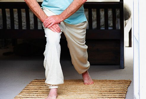 The hallmark symptom of restless leg syndrome is having a very strong urge to move the legs, often at night.
