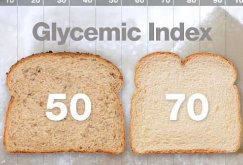 The glycemic index (GI) of foods is a rating of how individual foods raise blood sugar.