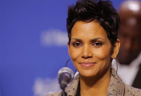 Photo of Halle Berry.