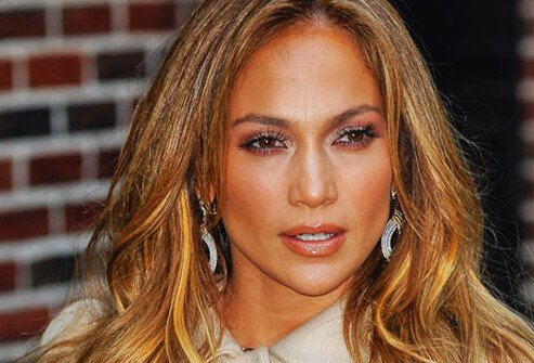 Photo of Jennifer Lopez.