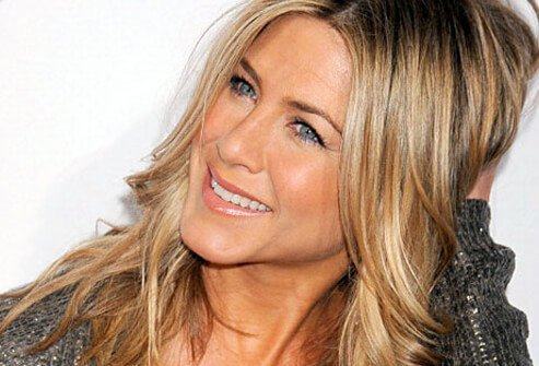 Photo of Jennifer Aniston.
