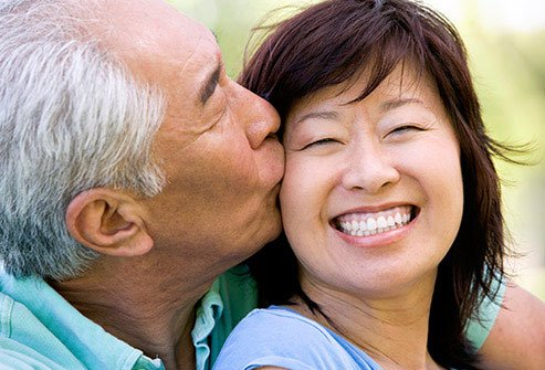 Aging men and women are more and more sexually satisfied.