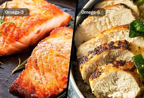 Omega-3s help protect against heart disease, stroke, arthritis, cataracts, and cancer.