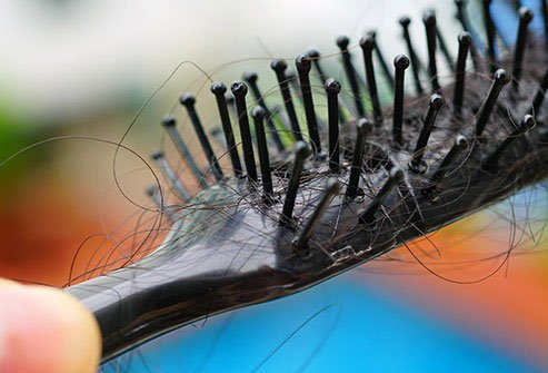 Stress does not cause graying, but it may trigger increased hair loss.