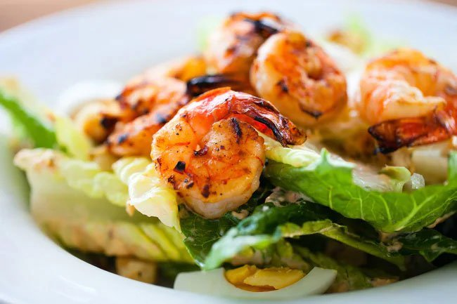 Shrimp is a flavorful, nutrient-rich addition to your diet.