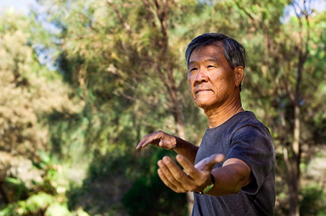 If you want to exercise but your sore joints stop you, tai chi might be the answer.