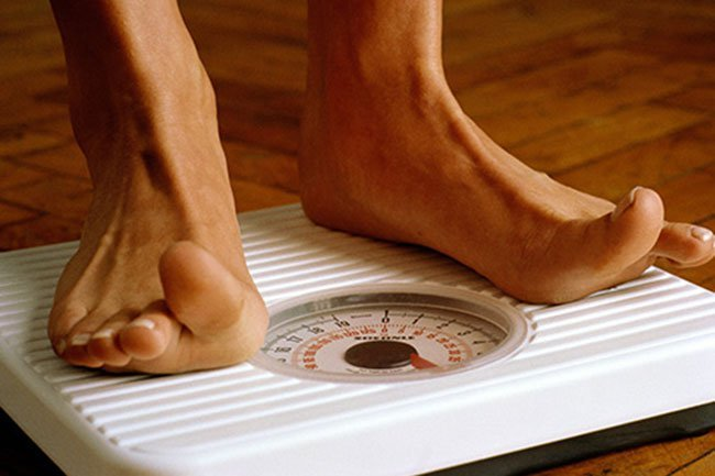 Being overweight can affect AFib.