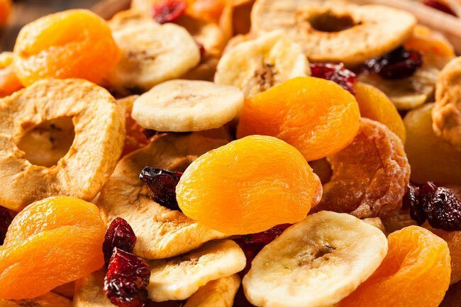Dried fruits could make the condition worse for some people.