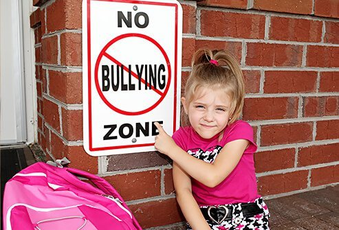 Only you can stop bullying.