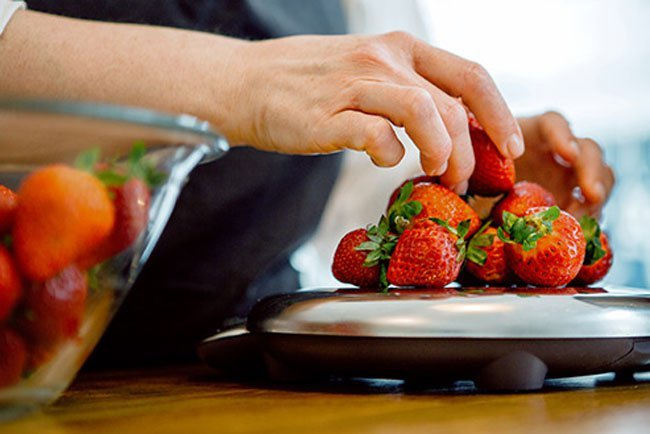 Cut out sugary and fatty foods and eat more whole natural foods if you have diabetes.
