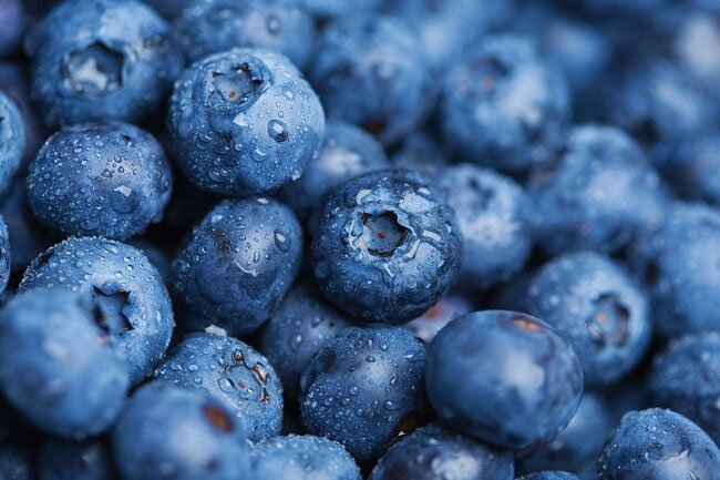 Blueberries contain polyphenols that lower inflammation throughout your body.