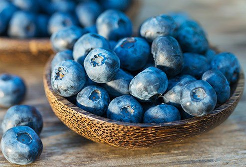 They have nutrients in them called polyphenols that may help protect you against nonalcoholic fatty liver disease.