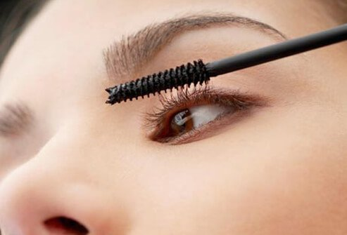 Photo of mascara.