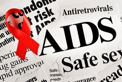 Safe sex, HIV/AIDS, and seniors.