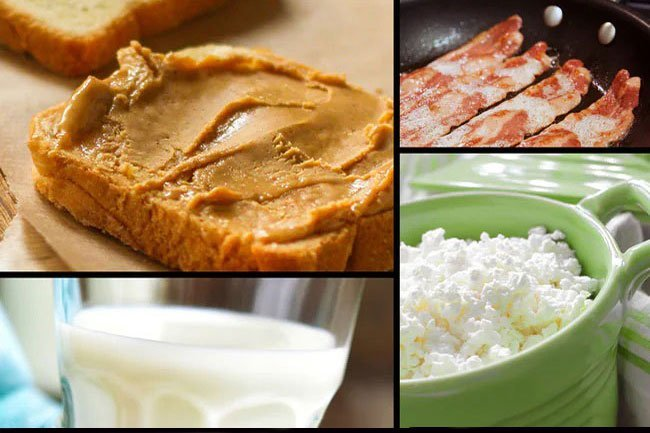 Have some lean protein at breakfast to keep your appetite in check throughout the day.